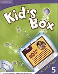 Kid's Box Level 5 ćwiczenia