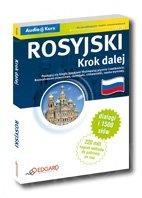 Rosyjski. Krok dalej Książka + nagrania do pobrania