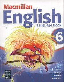Macmillan English 6 Language Book