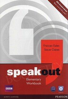Speakout Elementary A2 Workbook (no Key) plus Audio CD