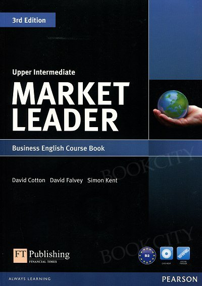 Market Leader 3rd Edition Upper-Intermediate podręcznik