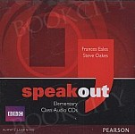 Speakout Elementary A2 Class Audio CD