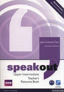 Speakout Upper-Intermediate B2 książka nauczyciela