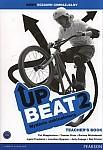 Upbeat 2 - wydanie uaktualnione książka nauczyciela