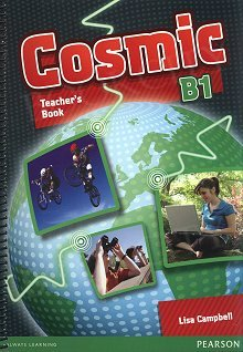 Cosmic B1 książka nauczyciela