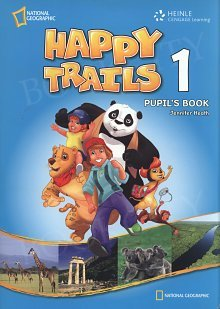 Happy Trails 1 Book For Students with CD-AUDIO