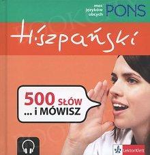 500 słów ... i mówisz. Hiszpański