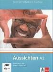 Aussichten A2 Ćwiczenia + CD + DVD