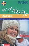 Szwedzki w 1 miesiąc książka + CD