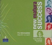 New Matura Success Pre-Intermediate Class Audio CD