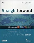 Straightforward 2nd ed. Elementary Student's Book & Webcode (z kodem)