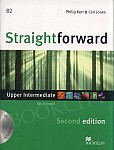 Straightforward 2nd ed. Upper-Intermediate Workbook (no key) (Pack)