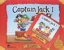 Captain Jack 1 Pupil's Book Pack
