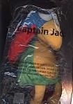 Captain Jack 1 & 2 Parrot Puppet