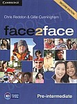 face2face 2nd Edition Pre-Intermediate Class Audio CDs (3)