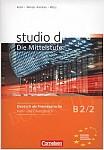 studio d B2 Podręcznik z ćwiczeniami + CD Band 2/2