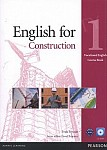 English for Construction Level 1 Audio CD