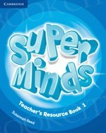 Super Minds 1 Super Minds 1 Teacher's Resource Book with CD