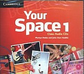 Your Space 1 Audio CDs (3)