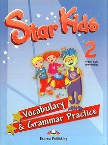 Star Kids 2 Vocabulary & Grammar Practice