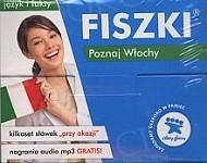 Fiszki Włoskie Poznaj Włochy Fiszki + mp3 online