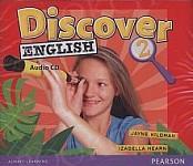 Discover English 2 Class CD