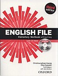 English File Elementary (3rd Edition) (2012) Workbook with iChecker (no key)