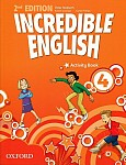 Incredible English 4 (2nd edition) ćwiczenia