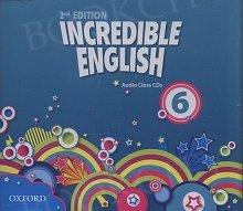 Incredible English 6 (2nd edition) Class CD (3)