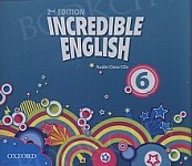 Incredible English 6 (2nd edition) Class CD (3)
