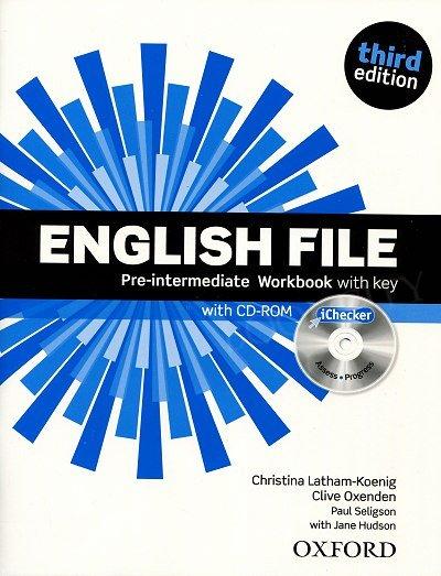 English File Pre-intermediate (3rd Edition) (2012) ćwiczenia