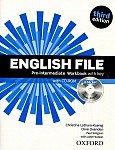English File Pre-intermediate (3rd Edition) (2012) Workbook with key iChecker