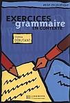Exercices de grammaire en contexte Débutant Livre