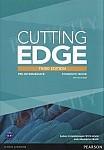 Cutting Edge 3rd Edition Pre-Intermediate Workbook (no Key) plus Audio (online)