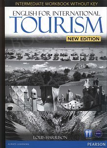 English For International Tourism New Edition Intermediate Workbook (no Key) plus Audio CD Pack