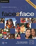 face2face 2nd Edition Pre-Intermediate Student's Book with DVD-ROM and Online WB