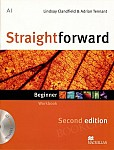 Straightforward 2nd ed. Beginner Workbook (no key) (Pack)