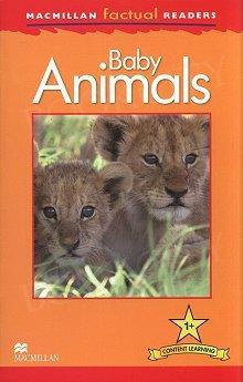 Baby Animals Level 1 Book