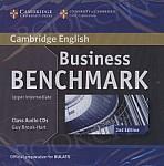 Business Benchmark Upper-intermediate 2nd edition Class CD  BULATS