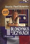 Blondynka na Językach – Język Francuski Książka+CD