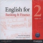 English for Banking and Finance Level 2 Audio CD