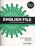 English File Intermediate (3rd Edition) (2013) Workbook without key