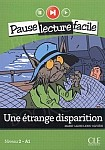 Une etrange disparition +CD