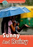 Sunny and Rainy (Level 2) Book with Audio CD Pack