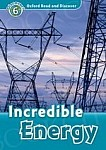 Incredible Energy Book with Audio CD