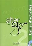 Alter Ego+ 2 Ćwiczenia + CD-Rom
