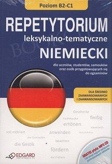 Niemiecki. Repetytorium leksykalno-tematyczne B2-C1 Książka + CD mp3