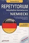 Niemiecki Repetytorium leksykalno-tematyczne  dla średnio zaawansowanych i zaawansowanych Książka + CD MP3