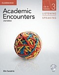 Academic Encounters: Life in Society 2nd edition Listening Student's Book + DVD