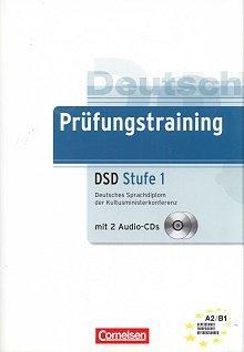 DSD Deutsches Sprachdiplom der Kultusministerkonferenz A2 - B1 Stufe 1